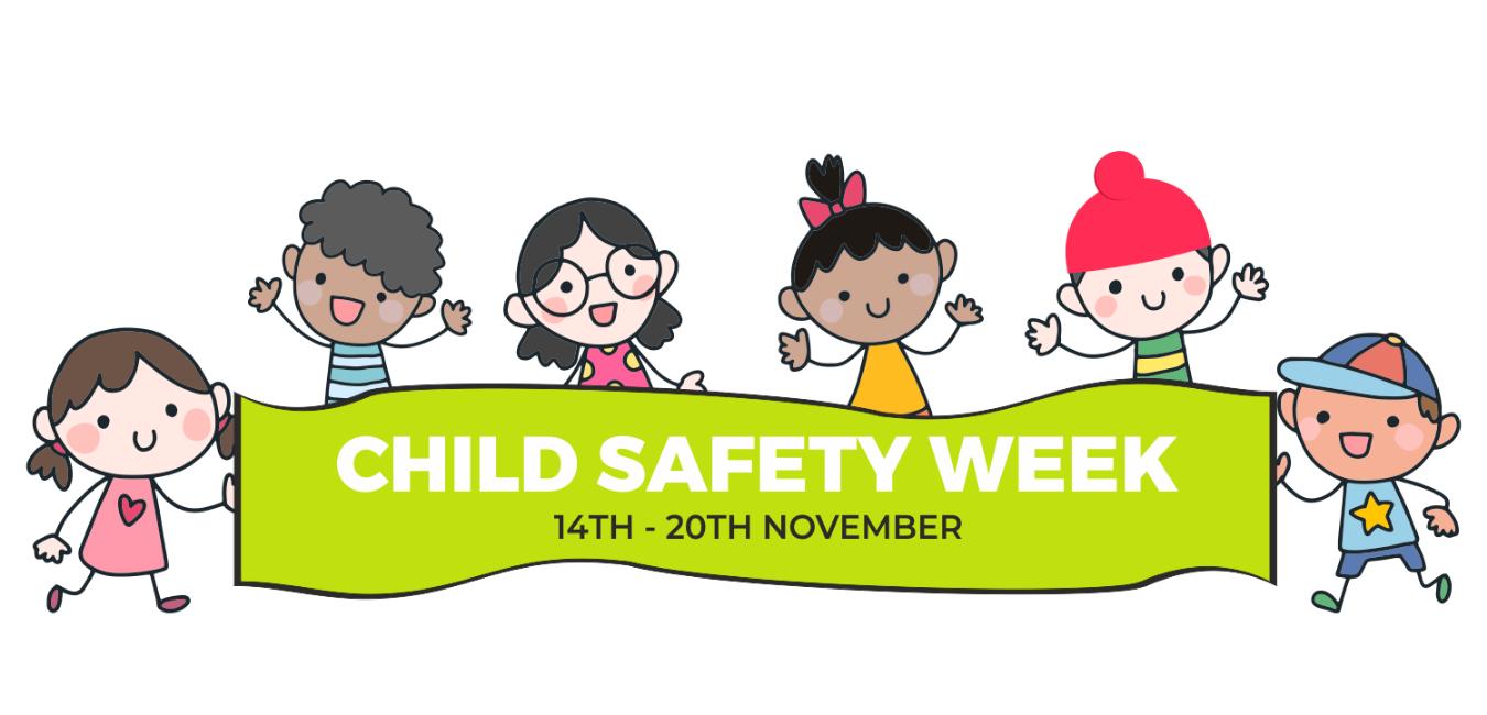 Child Safety Week banner