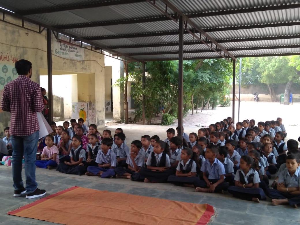 Billabong High International School Students