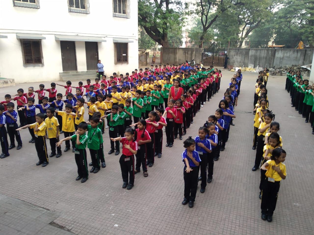 J.B.Khot High School