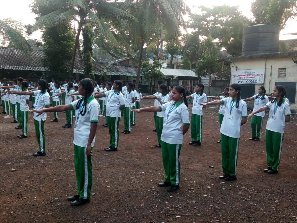 Priyadarshani Vidyamandir English & Marathi School