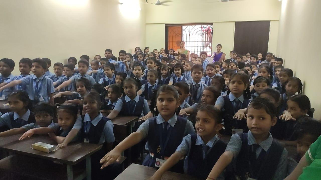 Sandesh Vidyalaya English Medium Primary School